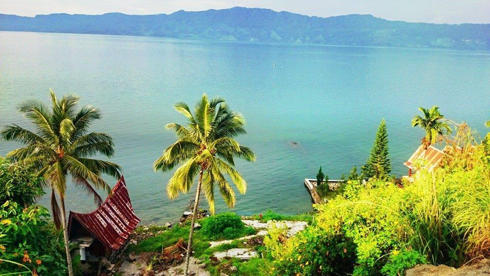 印尼小瑞士多峇湖 Nov 2014