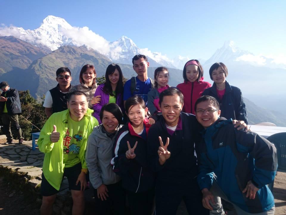 活力尼泊尔, 动感雪山, 超感动! :')